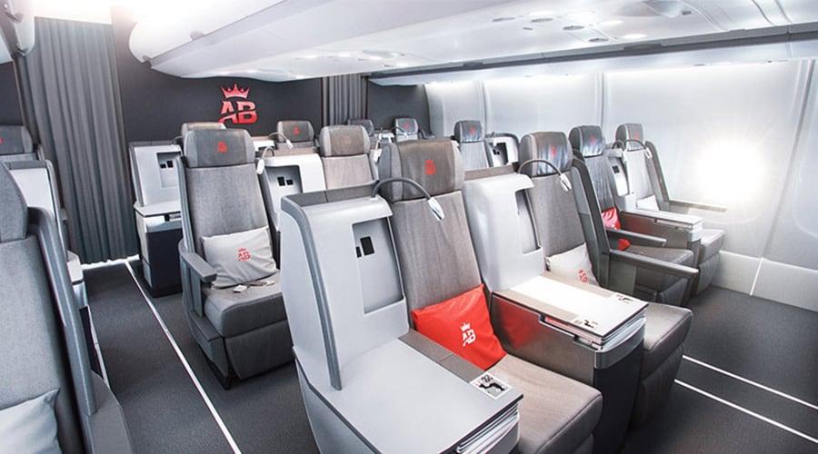 Seat Map | On Board | Air Belgium